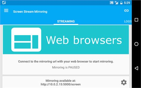Screen Stream Mirroring Free image