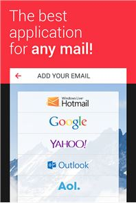 myMail—Free Email Application image