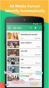 MP4 Video Player for Android image