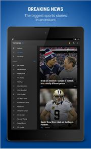 theScore: Sports Scores & News image