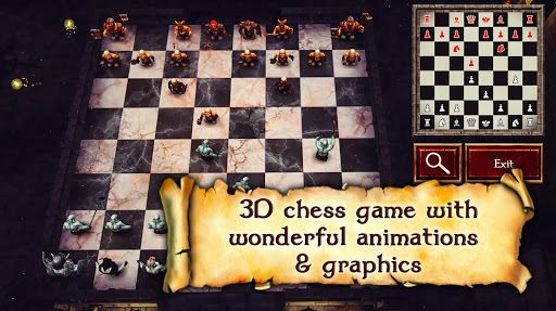 Tiny Battle Chess Free image