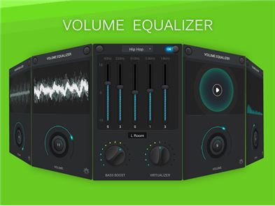 Music Equalizer Volume image