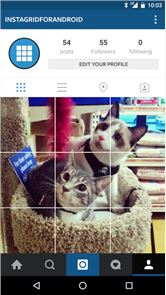 Instagrid Grids for Instagram image