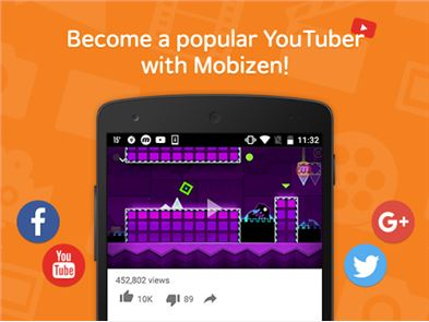 Mobizen Screen Recorder image