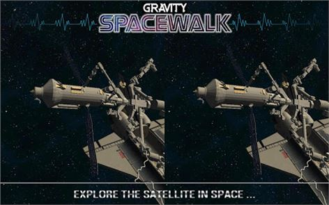 Gravity Space Walk VR image