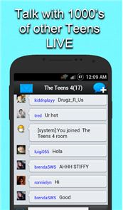 Teen Chat image