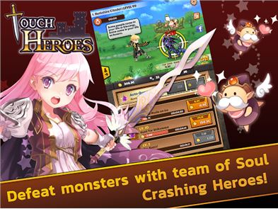 Touch Heroes: Soul Crash image