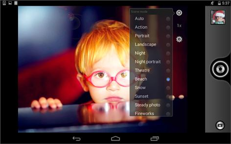 HD Camera Pro for Android image