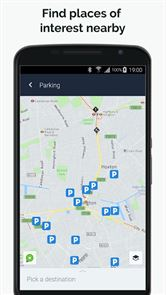 HERE WeGo - City Navigation image