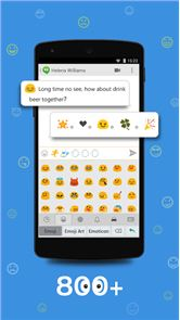TouchPal Emoji&Color Smiley image