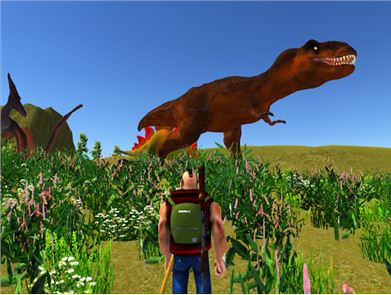 Jurassic Dino World Survival image