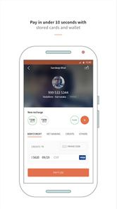 Mobile Recharge & Wallet image