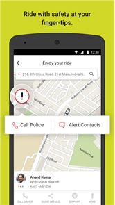 Ola cabs - Book taxi in India image