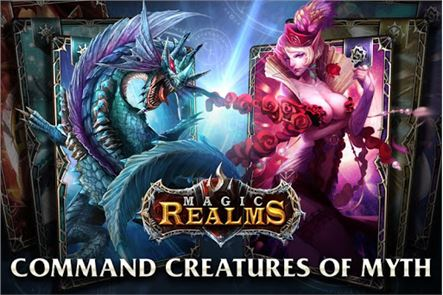 Magic Realms - Fantasy RPG image