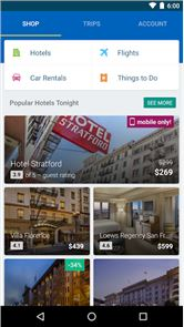 Expedia Hotels, Flights & Cars image