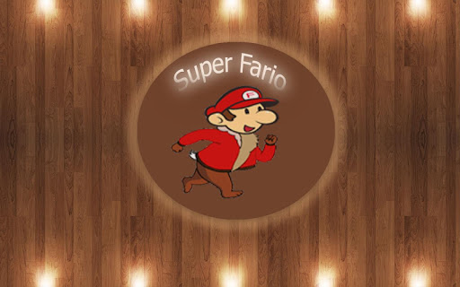 Super Fario′s Adventure World image
