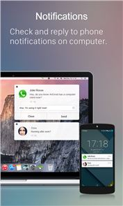 AirDroid: File Transfer/Manage image