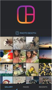 Layout from Instagram: Collage image