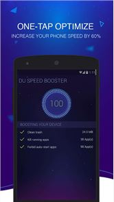 DU Speed Booster & Cleaner image