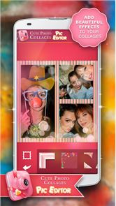 Cute Photo Collages Pic Editor image