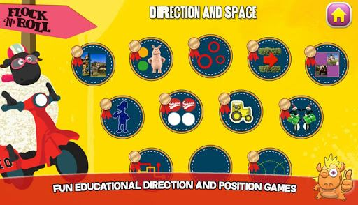 Shaun learning games for kids image
