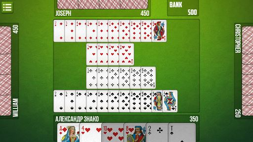 Sevens the card game free image