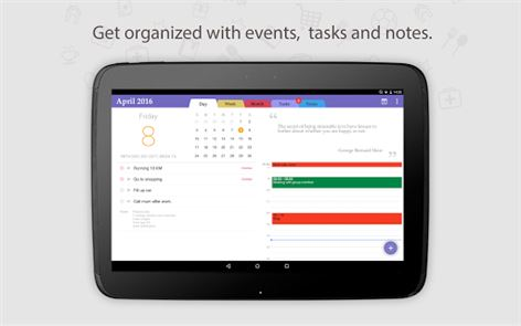 Planner Pro-Personal Organizer image