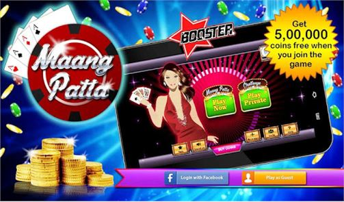 Maang Patta-Single Card Poker image