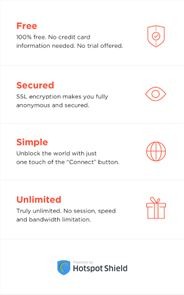 VPN Proxy Unlimited -Touch VPN image
