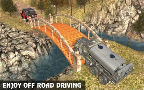 Offroad Jeep Hill Climbing 4x4 image