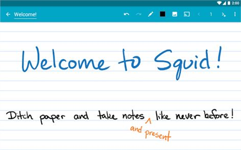 Squid: Take Notes, Markup PDFs image