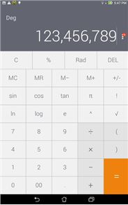 Calculator - unit converter image