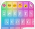 Rainbow Love Emoji Keyboard