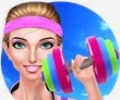 Gym Girl: Fitness Beauty Salon