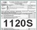 IRS Form 1120S